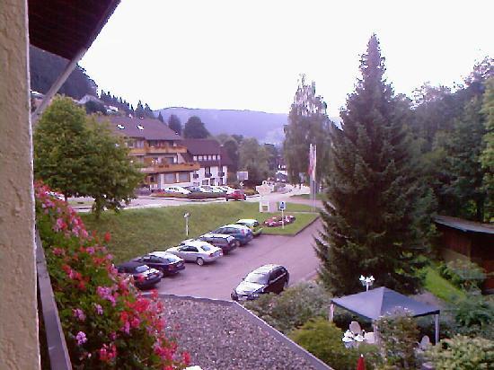 Hotel Terra-Nova: different view from balcony