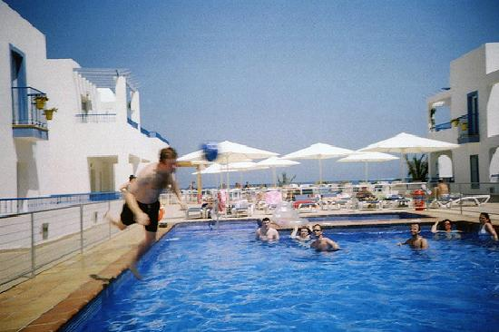 Punta del Cantal Hotel: The pool