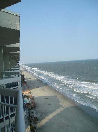 Garden City Beach, SC: View North