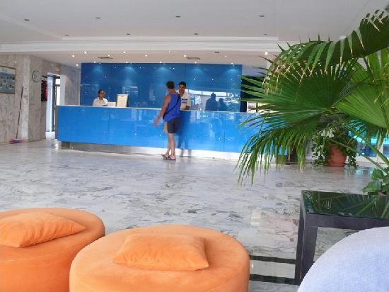 SunConnect One Resort Monastir: reception