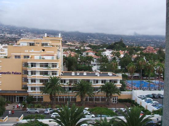 Entrada del hotel interpalace picture of interpalace by - Hotel canarife palace puerto de la cruz ...