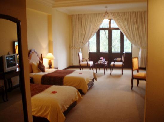 Hotel Saigon Morin: Our twin Room