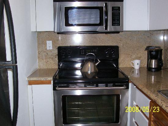 Casa Grande Suite Hotel of South Beach: the kitchen