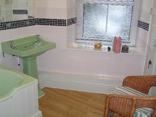 Wenallt Guest House: Bathroom