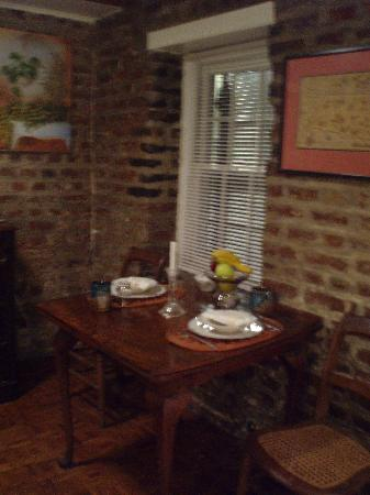 Middleton Family Bed and Breakfast: Dining Area