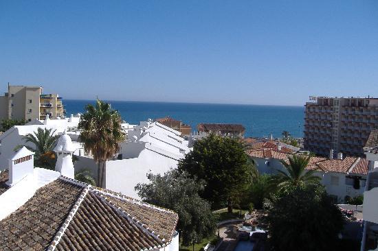 Hotel Betania: from the balcony