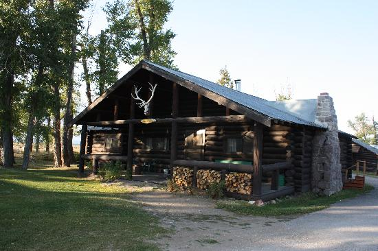 Parade Rest Ranch: cabin