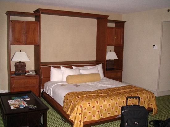 Murphy Beds Bradenton Fl : Shower tub picture of hilton orlando lake buena vista