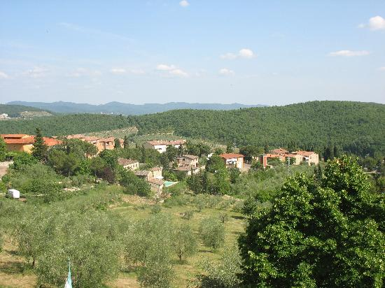 Fontebussi Tuscan Resort: The area