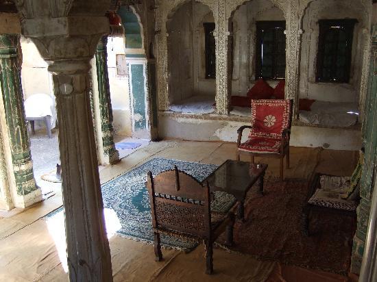 Narayan Niwas Castle: Our Room - Suite 1