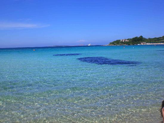 Hotel Nuraghe: Spiaggia