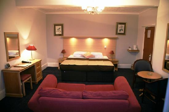 Isleworth, UK: Nice Room