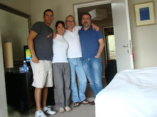 twentytwo : My Husband, Myself, Allan & Dominic