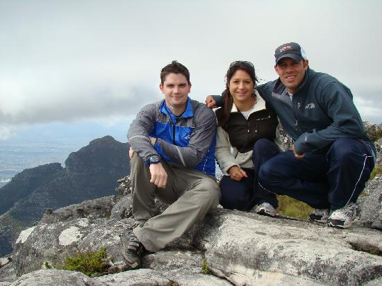 twentytwo: Top of Table Mountain w/ Guide (Jamie)