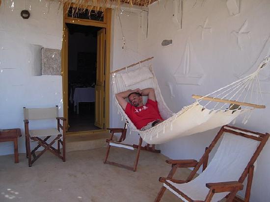 Kalderimi: The restful hammock