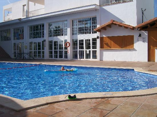 Mar Hotels Ferrera Blanca: Main area for daytim activities