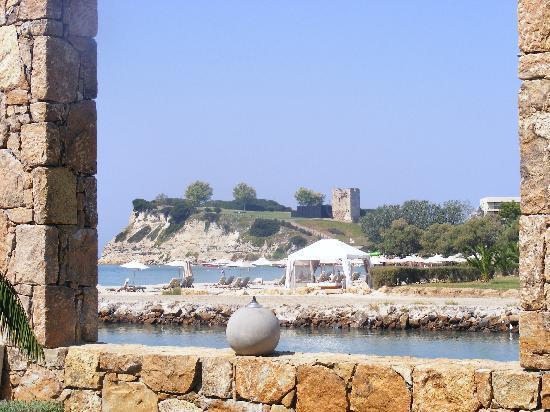 Sani Club: the marina