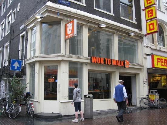 Wok to Walk at Leidsestraat