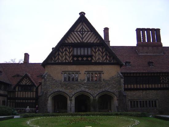 Schloss Cecilienhof: Cecilienhof