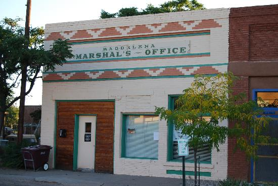 Magdalena Nm Marshall S Office