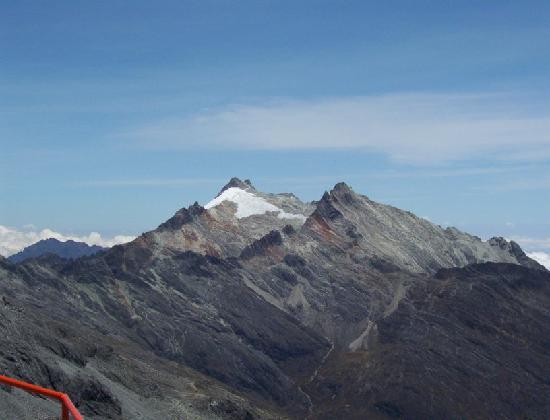 Estancia La Canada Escaguey: Pico Bolivar - Venezuela