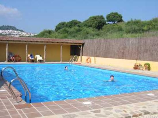 Cortijo Roman: Swimming Pool