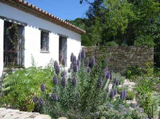Cortijo Roman: Mediterranean Garden