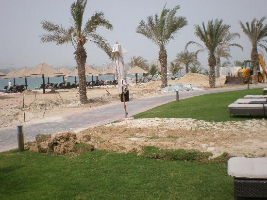 The Westin Dubai Mina Seyahi Beach Resort & Marina: oh dear
