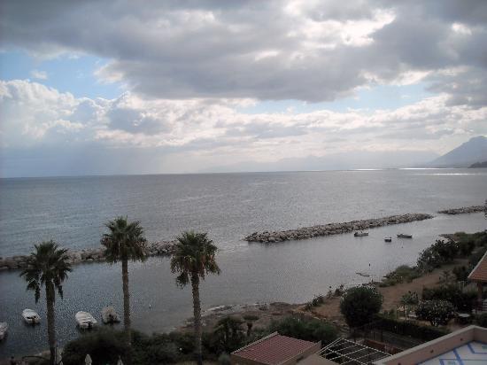 Club Solunto Mare: vue de l'hotel