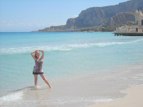 Palerme plage