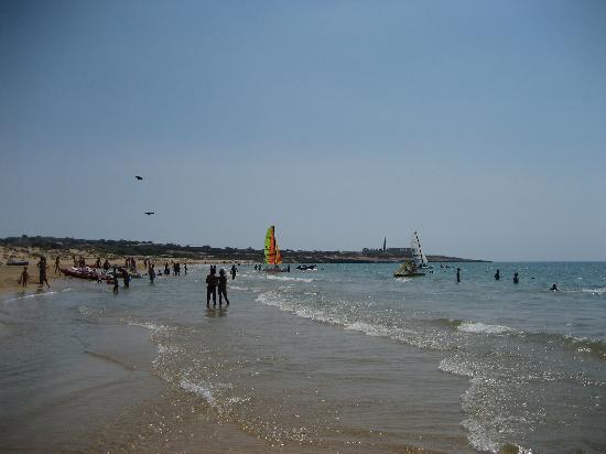 Baia Samuele Hotel Villaggio: spiaggia di sampieri