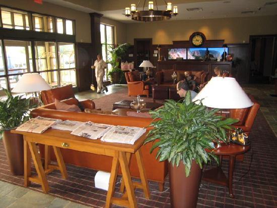 Sheraton Tarrytown Hotel: Lobby