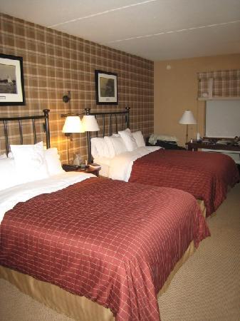 Sheraton Tarrytown Hotel: Room