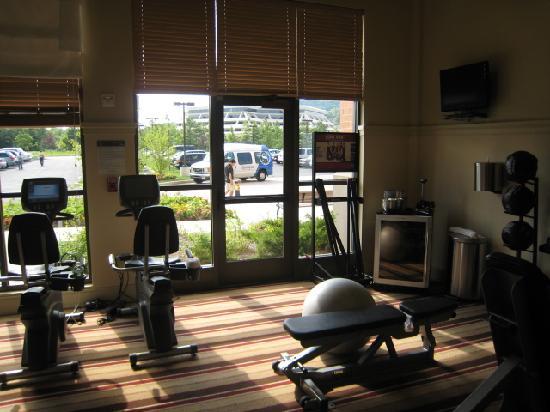 Sheraton Tarrytown Hotel: Gym