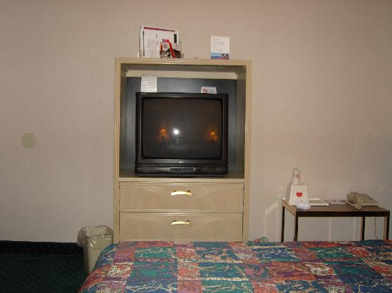 Ramada Limited Santa Cruz: tv