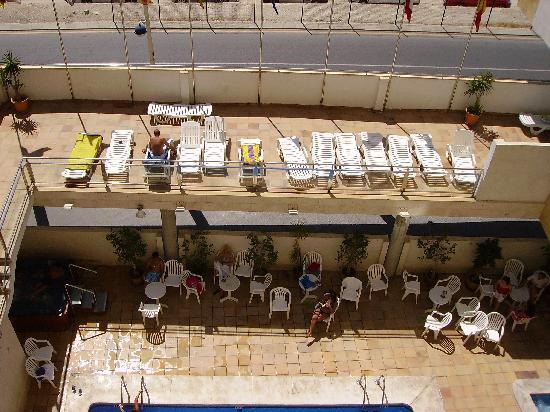 Carlos I Hotel: el hotel