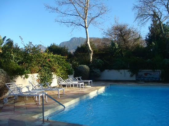 The Last Word Constantia: Outdoor Pool