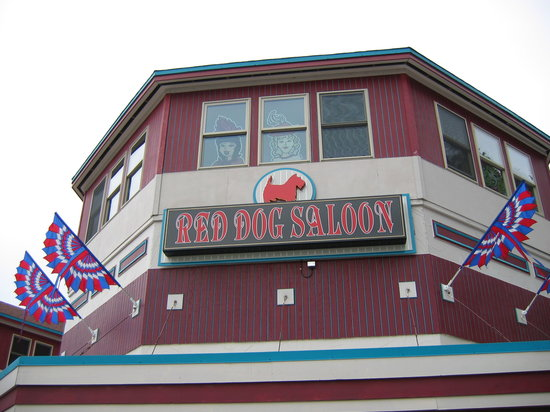 Red Dog Saloon: Famous stop in Juneau.