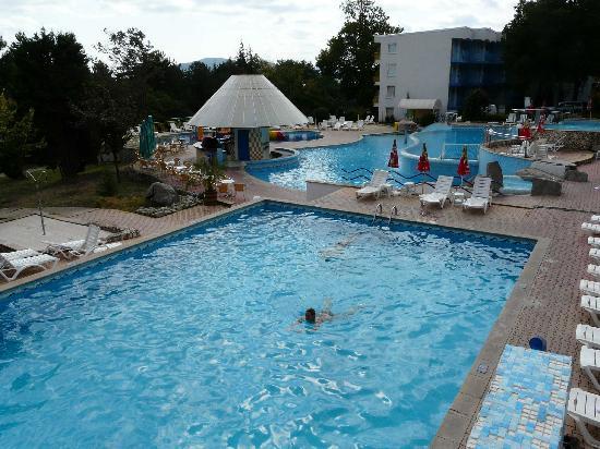 Hotel Orchidea: La piscine