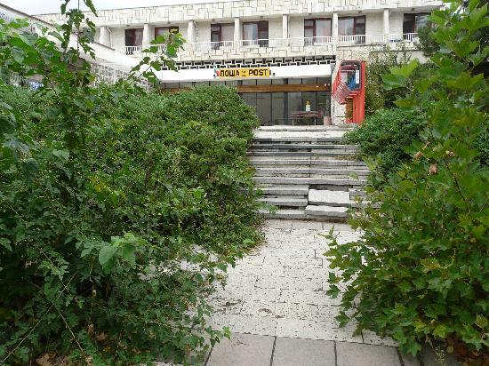 Hotel Orchidea: La poste d'Albena