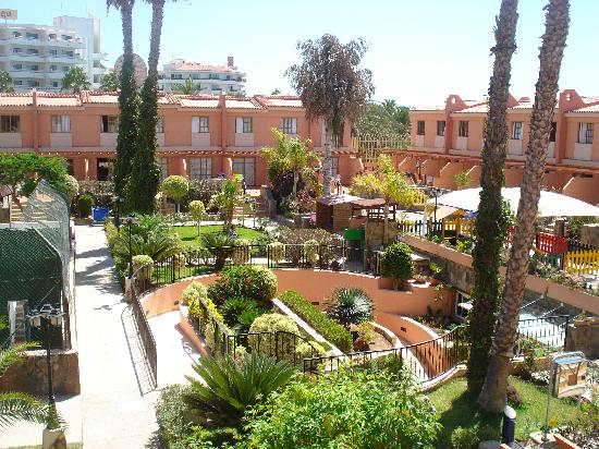 Jardin Del Sol Apartments The View From Room 7
