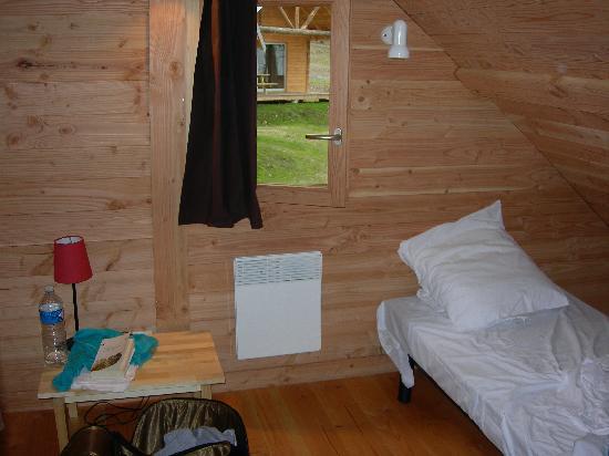 Camping Huttopia Versailles: bedroom2