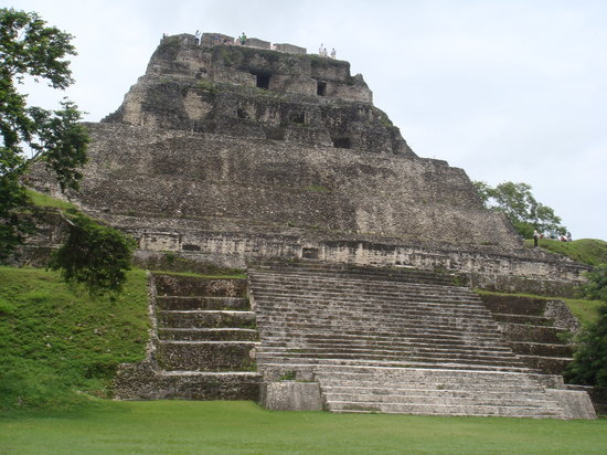 Hamanasi Adventure and Dive Resort: Mayan Ruin Tour