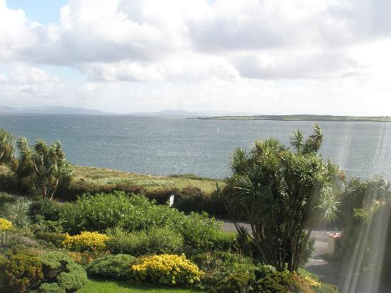 Torann Na Dtonn: View from our bedroom