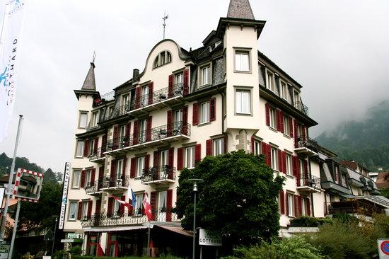 SeeHotel Gotthard: Hotel