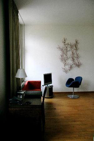 Plattenhof Hotel : Chambre 1