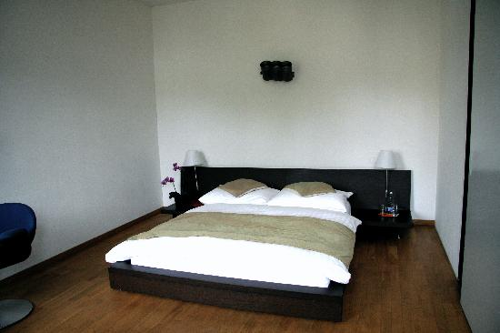 Plattenhof Hotel : Chambre 2