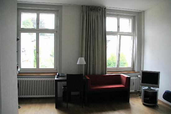 Plattenhof Hotel : Chambre 3