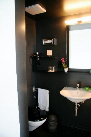 Plattenhof Hotel : Toilette