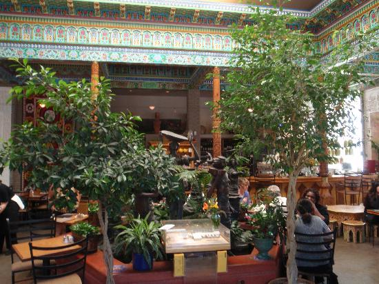 Dushanbe Tea House Picture Of The Boulder Dushanbe Teahouse